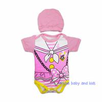 jumper bayi daisy duck/baju bayi daisy/baju bayi perempuan
