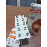 Bohlam OSRAM 6438 Festoon 12V-10W Bolam Lampu Plafon Cabin Kabin
