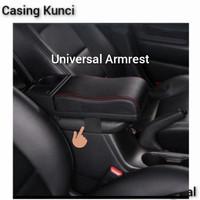 Universal bantal USB arm Rest sandaran tangan mobil armrest toyota