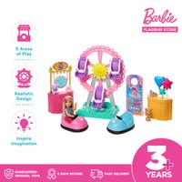 Barbie Club Chelsea Doll Carnival Playset - Mainan Boneka Anak