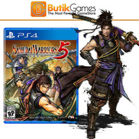 Samurai Warriors 5 PS5