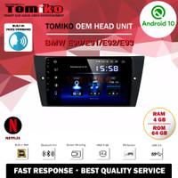 Head Unit Android TOMIKO OEM for BMW E90/E91/E92/E93