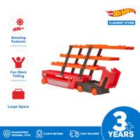 Hot Wheels Mega Hauler - Mainan Mobil Balap