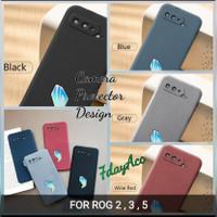 case rog phone 5 2 3 3 Strix softcase anti slip cover silicon rog 5 - merah bata, rog 3 Strix