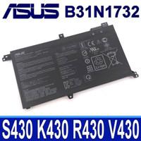 Baterai Battery Asus V430 V430FA V430FN V430UF S430 S4300UF B31N1732
