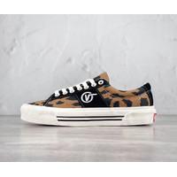 Sepatu Sneakers Skate VANS VAULT OG SID LX Black Leopard Original