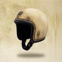 OPEN FACE HELMET - THE ROARING FRONTIER - TRF-OF