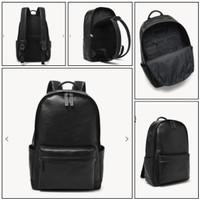 Fossil Man Buckner Backpack Black