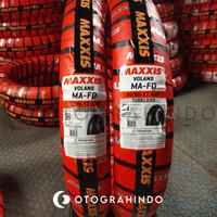 PAKET BAN MOTOR UNTUK MOTOR BEBEK, 70/90-17 & 80/90-17 MAXXIS VOLANS