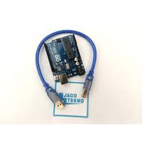 Arduino UNO R3 ATmega328 DIP + USB Cable