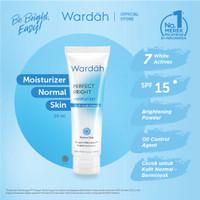 Wardah Perfect Bright Moisturizer Normal Skin 20 ml