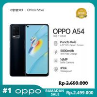 Oppo A54 [4/128]GB RAM 4GB ROM 128GB Garansi Resmi