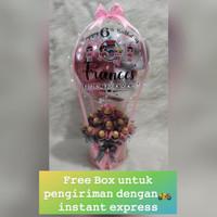 Buket Balon /Fererro/ buket bunga/ balloon bouquet / balon box /