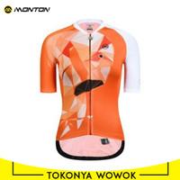 Baju Jersey Sepeda Roadbike Balap Monton Women Wanita Original Model 2