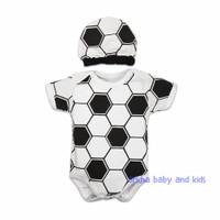 jumper bayi bola/ jumpsuit baby ball - 0-6 Kg