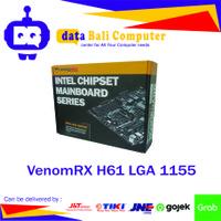 Motherboard Venomrx Intel H61 DDR3 LGA 1155