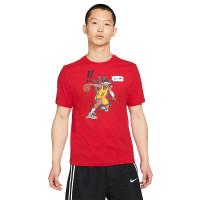 Kaos Basket Nike Kyrie Logo Men's Basketball T-Shirt - DD0780-657