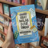 [Buku] Obat Malas Dosis Tinggi For Millenials Edition