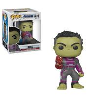 Funko POP! Marvel: Avengers Endgame - Hulk with Nano Gauntlet 6 #478