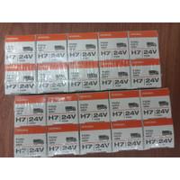 BOHLAM LAMPU HALOGEN H7 24V 70W OSRAM ASLI IVP