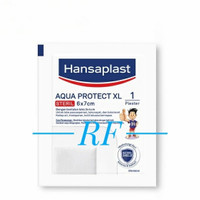 Hansaplast Aqua Protect Steril XL (Beiersdorf) Jual Per Box