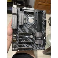 MSI Z370 Tomahawk + Intel Core i5 8400 2.8Ghz + Fan