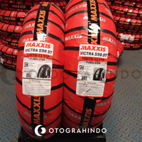 PAKET BAN MOTOR YAMAHA NMAX, 120/70-13 & 140/70-13 MAXXIS VICTRA