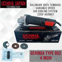promo mesin gerinda tangan merk uchiha japan variable speed