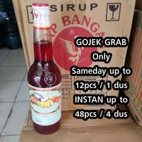 Sirup Cap Bangau Rasa Pisang Ambon 620 ml GOJEK