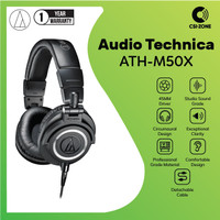 Audio Technica ATH-M50X Professional Monitor Headphone