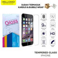 Tempered Glass iPhone 5 5S 6 6+ 6 PLUS 7 7+ 7 PLUS / ANTI GORES iPhone