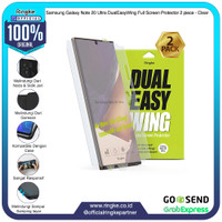 Ringke Samsung Galaxy Note 20 Ultra DualEasyWing Full Screen Protector