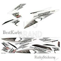 STRIPING STIKER MOTOR HONDA BEAT KARBU Old 2008/2009/2010/2011/2012