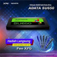 SSD ADATA SU650 120GB - SSD SATA 3 / SSD SATA III - SSD 2.5 inch