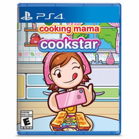 PS4 Cooking Mama: Cookstar