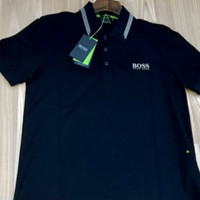 t-shirt Hugo boss original 💯% - hitam