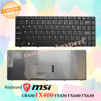 Keyboard MSI FX400 FX420 FX600 FX620 Series