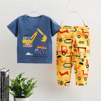 PREMIUM Baju Bayi Kaos Anak Setelan Lengan Pendek Celana Panjang Laki