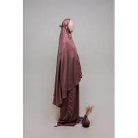 Lacuna Hijab - Ungu