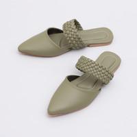 Sepatu Wanita AMZ by Amazara Portia OLIVE