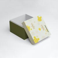 UCHII Exclusive Gift Box Wrap | Kotak Kado Boks Hadiah Bungkus Kemasan