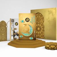 Logam Mulia Mini Gold 0.025 gr Edisi Lebaran