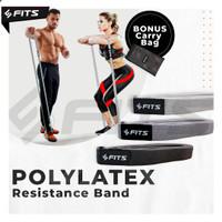 SFIDN FITS PolyLatex Resistance Band Premium | Resistance Tube