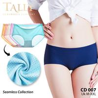 TALLY 007 Celana Dalam Seamless Pori Anti Bakteria Cd Tanpa Jahitan