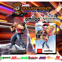 PROMO! Nintendo Switch Amiibo Super Smash Bros Terry