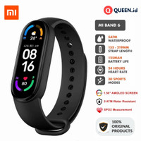 Xiaomi Miband 6 SmartBand AMOLED - Mi Band 6 Smart Watch Sport Band