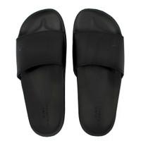 Sun Casual - Vol 2 Full Black | Slippers | Sandal Pria