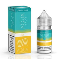 EJM - Aqua Salt Flow - Menthol Pineapple Guava Mango - 30ml Murah