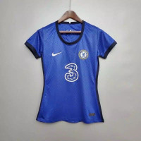 Jersey Kaos Baju Bola Chelsea Home Ladies Cewek Cewe Wanita 2020 2021