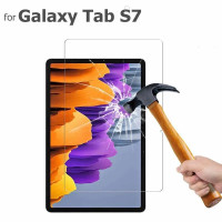 Anti Gores Tempered Glass Samsung Galaxy Tab S7 11inch S7+ 12.4inch